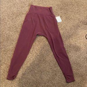 Free People harem sweatpants